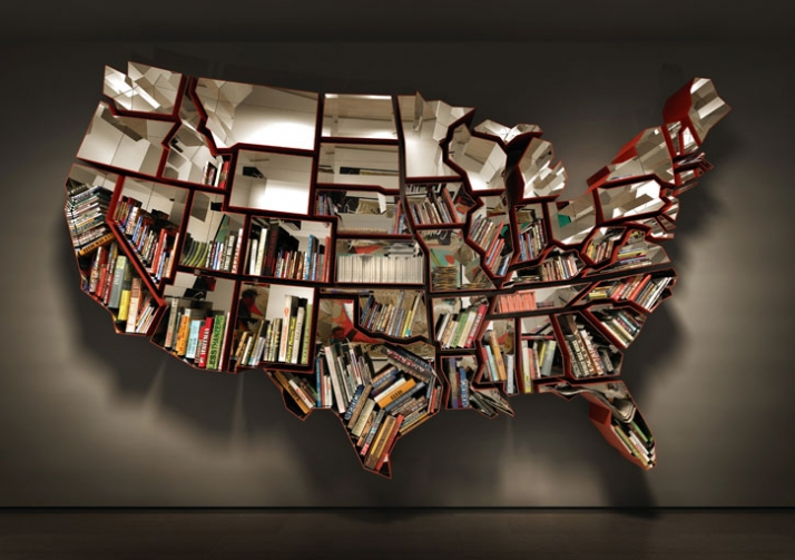 11 Map Bookshelf 0AuDWg