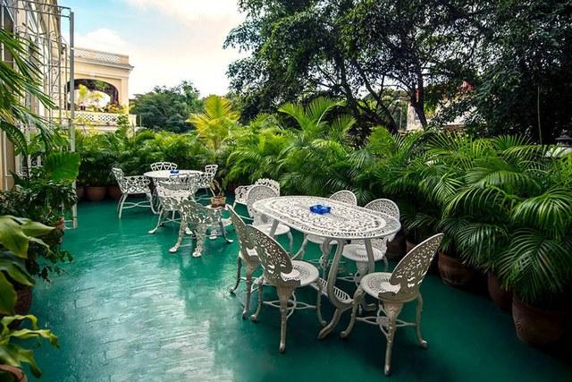 Airbnb Cuba Terrace
