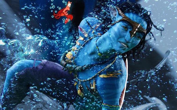 Avatar Underwater