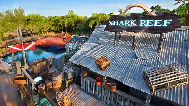 shark reef at typhoon lagoon closing orlando tickets