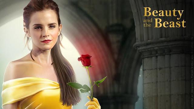 Beaurty and the Beast Emma Watson alone