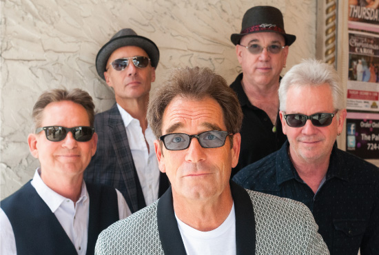 Busch Gardens Tampa Food Wine Festival Huey Lewis the News
