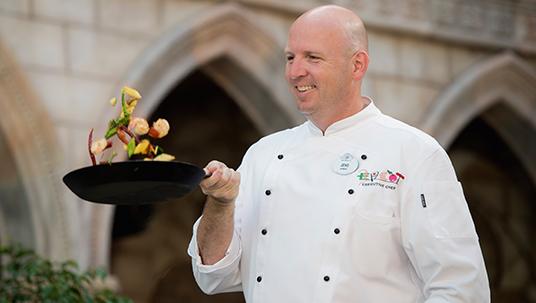 Chefs Showcase Epcot Food Wine Festival