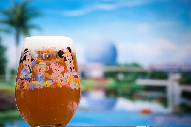 Disney Drink Goblet with Mickey