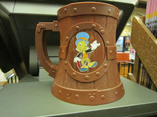 Disney Refillable Mug of Jiminy Cricket