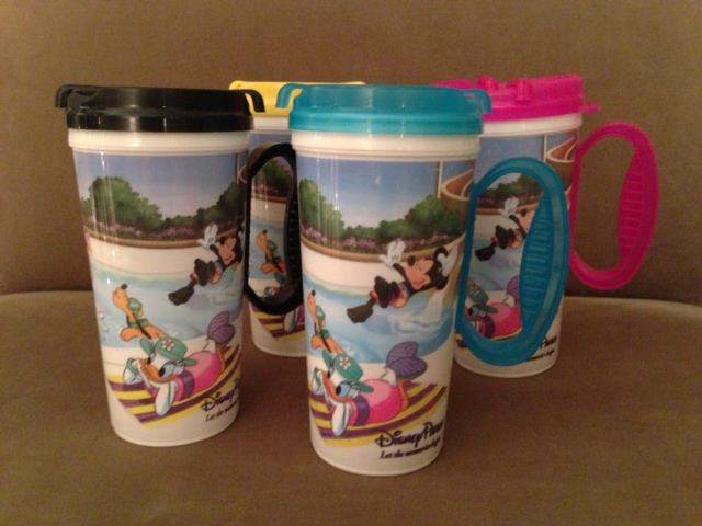 Disney Refillable Mugs FuHP8t