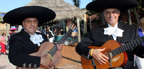 Fiesta Brevard 2016 Savor The Sights And Sounds