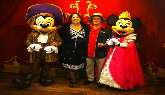 Mickey Minnie with Guests