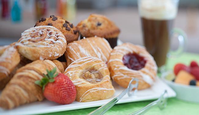 Muffins Pastries Croissants Disney