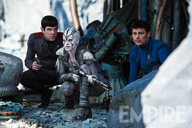 Star Trek Beyond group exterior image