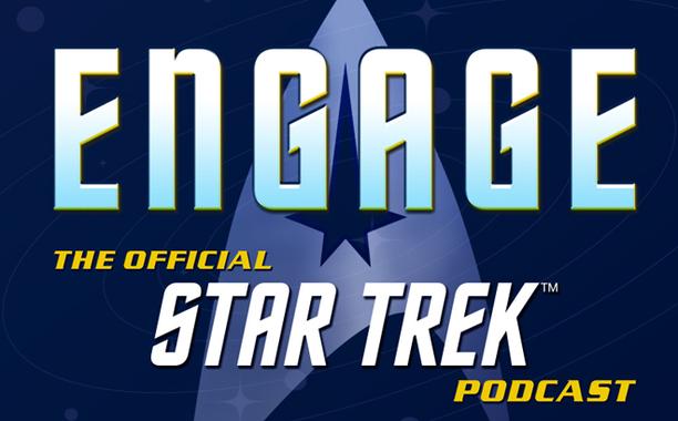 Star Trek Podcast poster