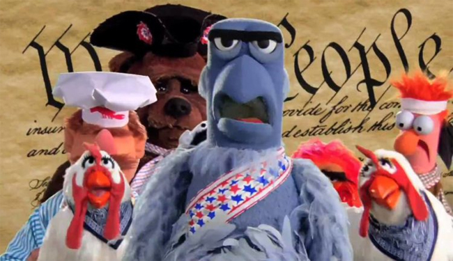 The Muppets We the People image