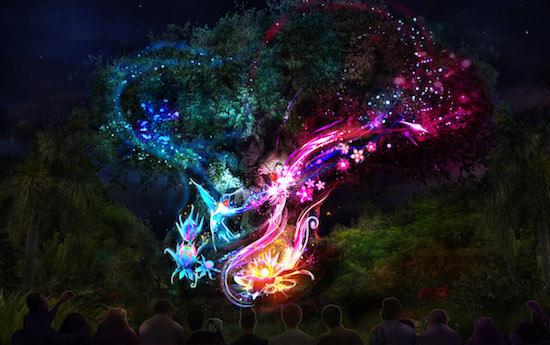 Tree of Life Awakening Lights