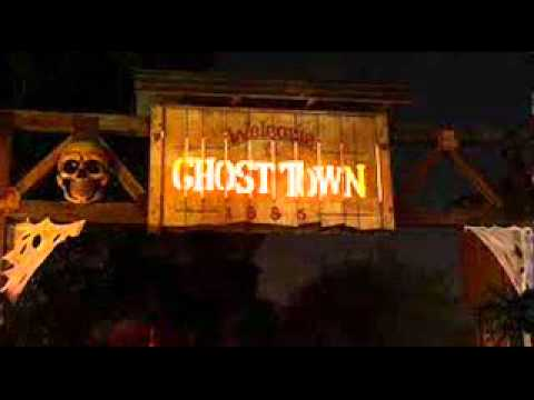 Welcome to Ghost Town HHN