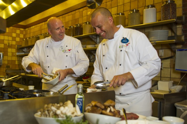 Whats Cookin With Culinary Superstars Epcot Food Wine