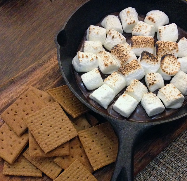 Happy Toasted Marshmallow Day